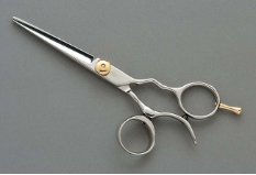Debut S Silver Ergonomic Beauty Shear