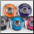 Kansai Dials - Orange, Purple, Black, Blue, Pink