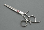 Mirage Orca Swivel Beauty Shear