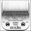 Andis Ultra Edge 3 3/4F Clipper Blade