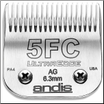 Andis Ultra Edge 5F Clipper Blade