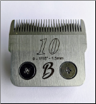 Bucchelli Series D 10 Clipper Blade