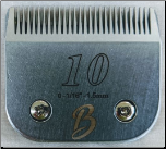 Bucchelli Detachable 10 Clipper Blade