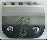 Bucchelli Detachable 40 Clipper Blade
