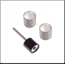 Diamond-Coated Carbide Pet Nail Grinding Wheels